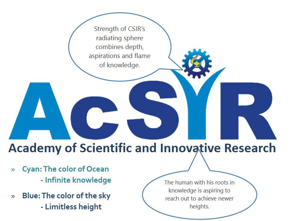 AcSIR Logo