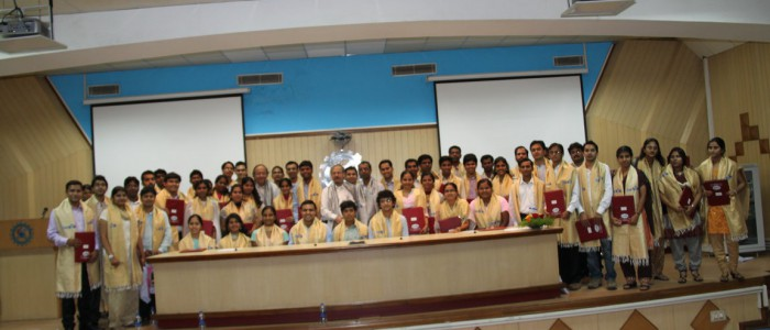 AcSIR First Convocation-2011